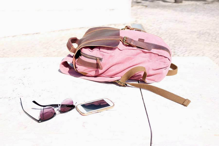 Handgepäck-Reisen: mit dem Rucksack durch die Welt