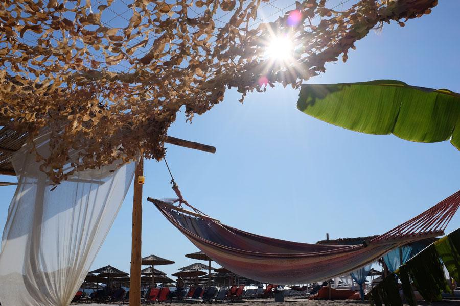 Hammock Beach Korfu Corfu