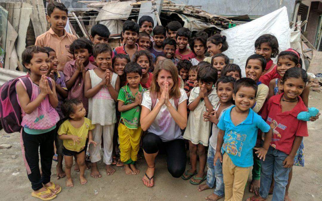 Ein Tag unterwegs mit der Smile Foundation
