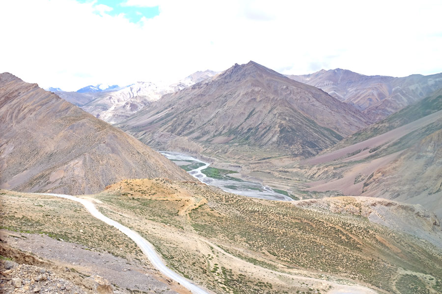 Rothang Pass India