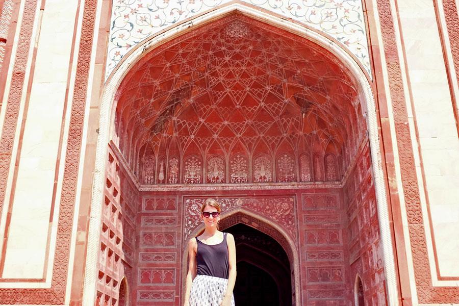 Als Frau allein unterwegs in Indien