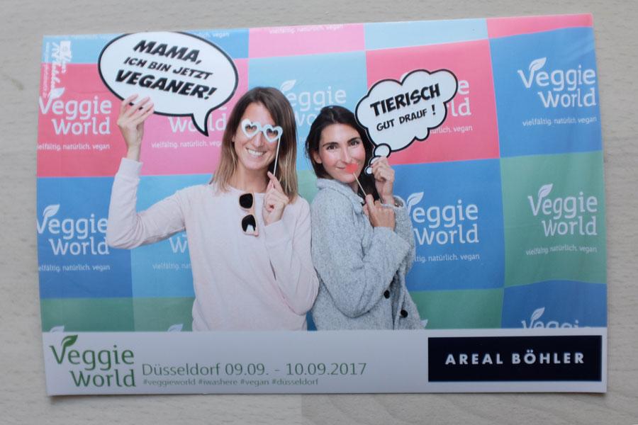 VeggieWorld 2017 – ein Kurzbericht