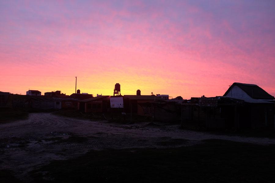 Cabo Polonio Uruguay Sunset