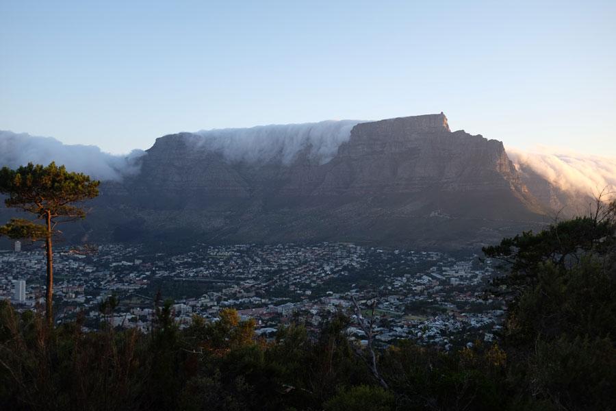 Tafelberg Kapstadt / Table Mountain Cape Town