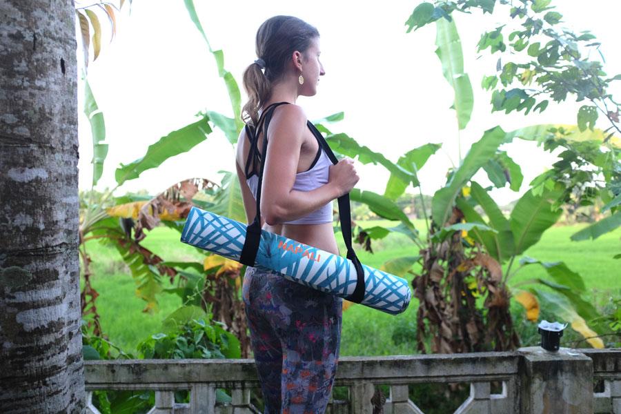 Yogi's choice und Nachhaltigkeitsliebling September: Öko Yogamatten