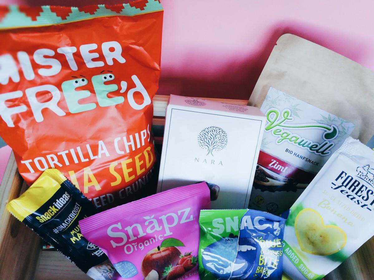 Food Basket Geschenkidee