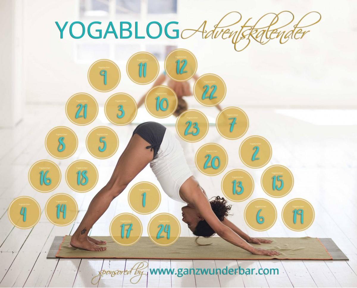 Yoga Adventskalender