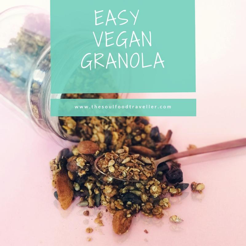 Easy Vegan Granola