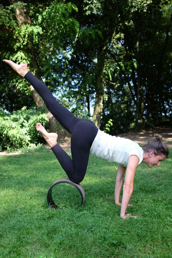 Yoga Design Lab Yoga Wheel
