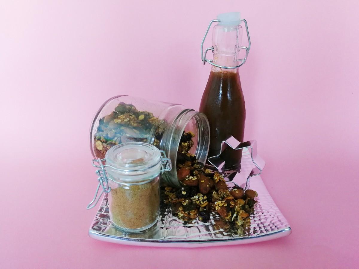 Chai Sirup Syrup Spice Granola