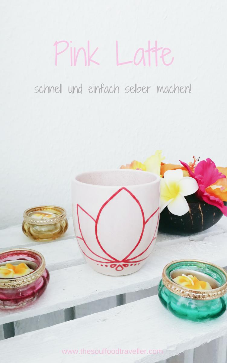 Pink Latte Beetroot Latte Lotus Mug Pottery Art Pottery Cafe Köln